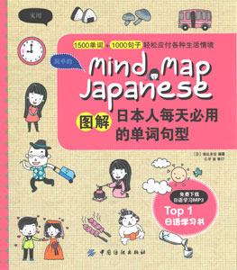 図解日本人毎天必用的単詞句型