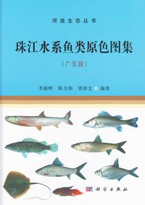 珠江水系魚類原色図集-広東段