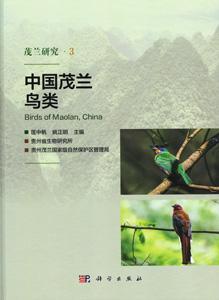 中国茂蘭鳥類