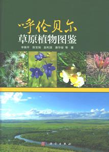 呼倫貝爾草原植物図鑑