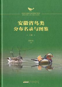 安徽省鳥類分布名録与図鑑  上下冊