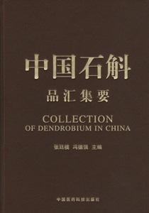 中国石斛品彙集要