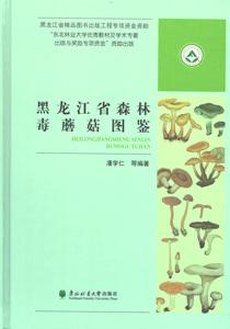 黒龍江省森林毒蘑菇図鑑
