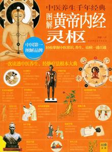 ◆図解黄帝内経霊枢(白話全訳)